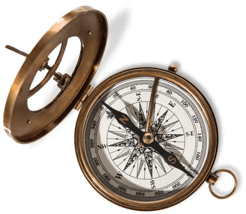 Decorative Compass